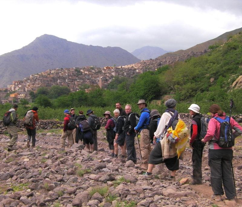 Iktichaf Travel Trekking Morocco