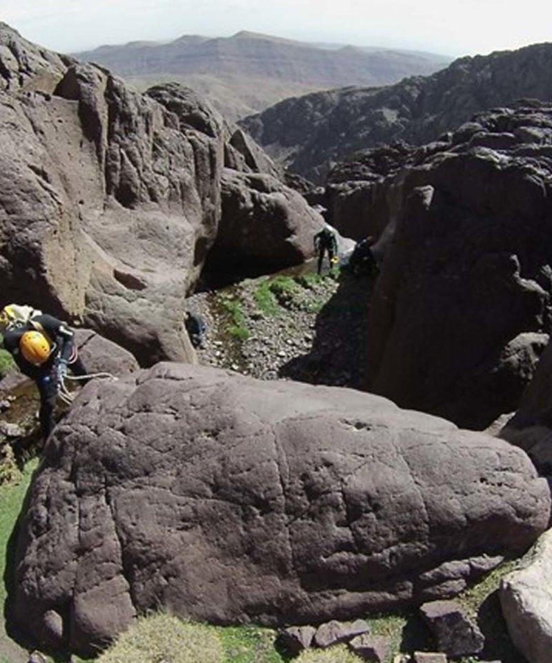Canyoning Tichka Morocco Iktichaf Travel