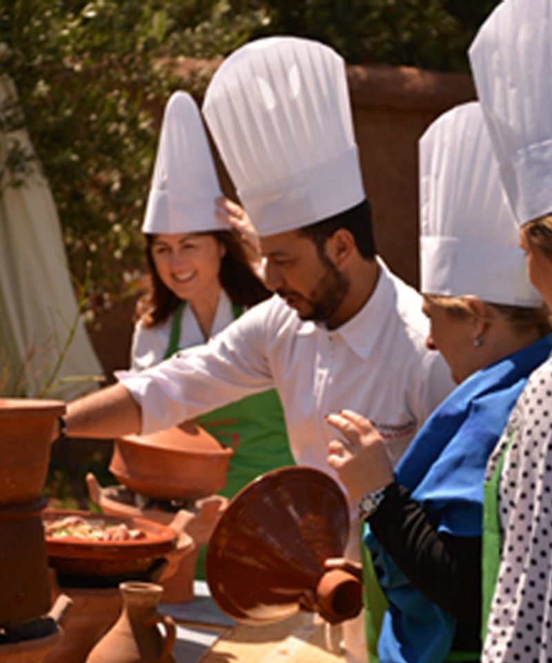 Cooking Class Morocco Iktichaf Travel