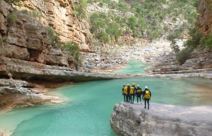 Iktichaf Travel Canyoning Morocco Agadir