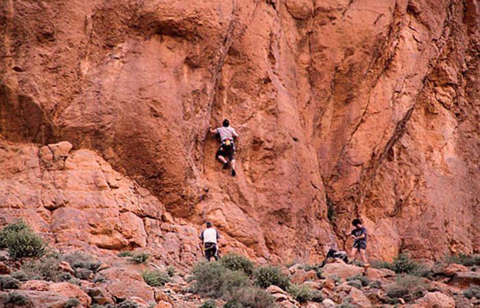 Climbing Todra Morocco Iktichaf Travel