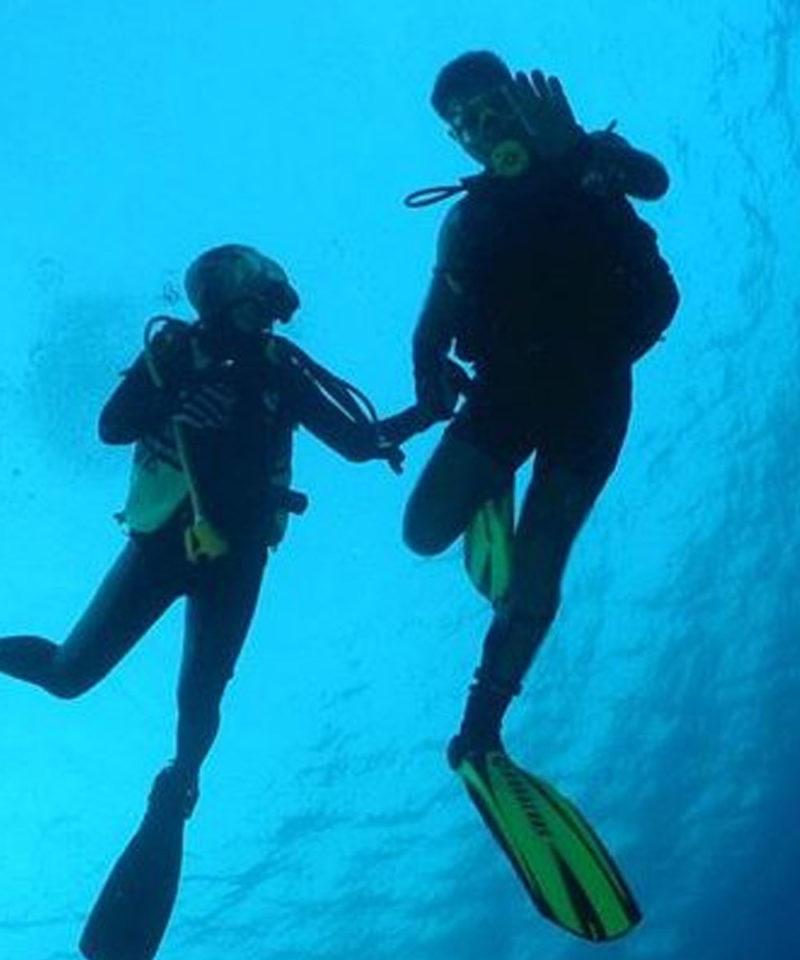 Scuba Diving Morocco Padi Iktichaf Travel