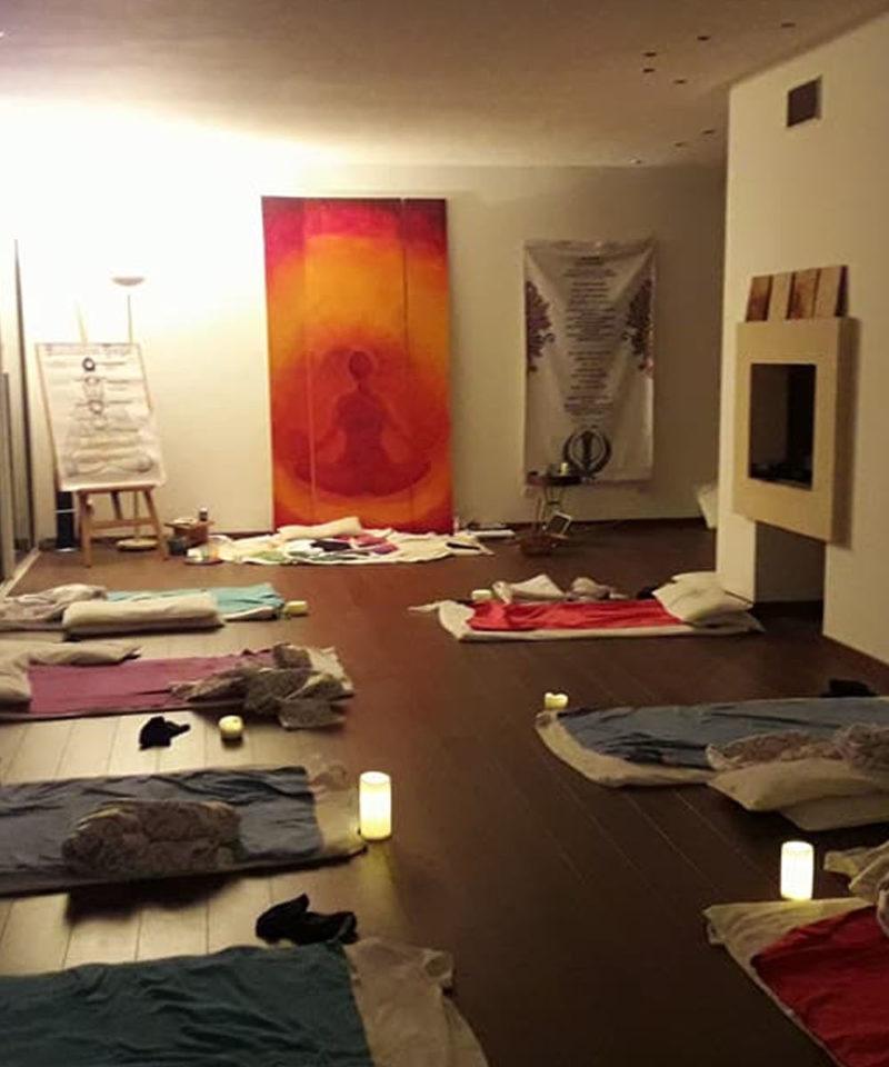 Yoga Rabat Morocco Iktichaf Travel