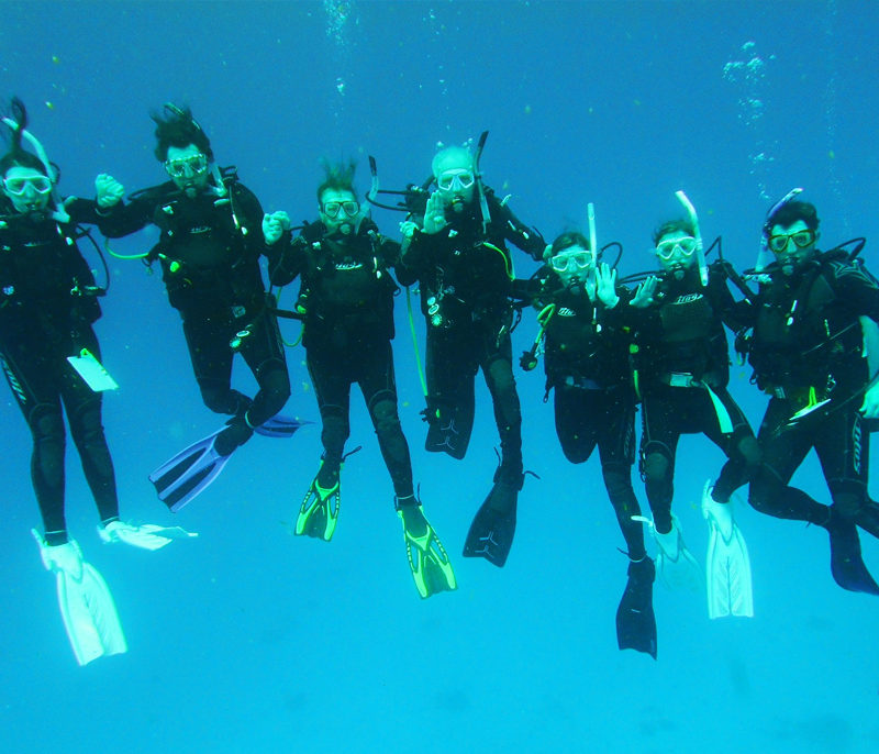 Iktichaf Travel Scuba diving Morocco