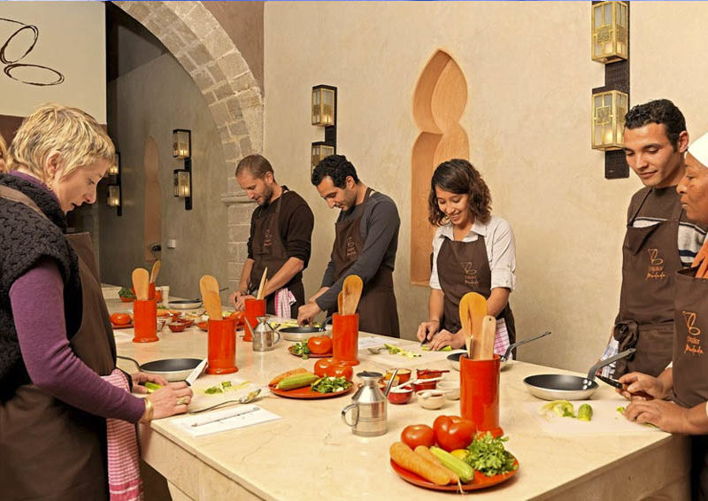 Iktichaf Travel Cooking Class Morocco