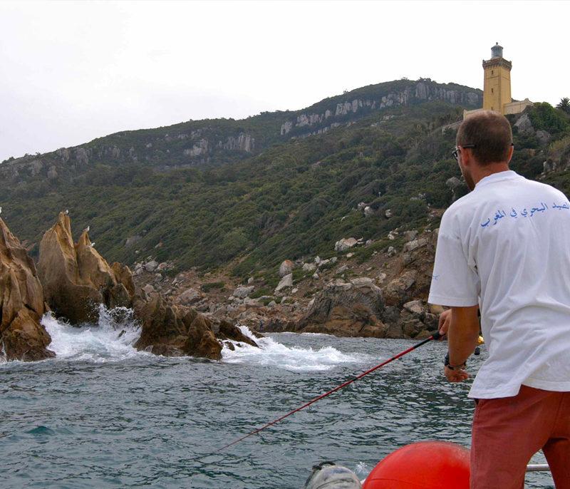 Iktichaf Travel Fishing Morocco