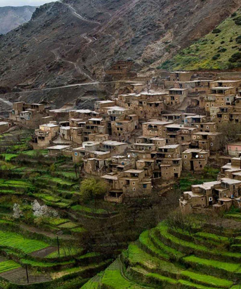 Trekking Bouguemez Morocco Iktichaf Travel