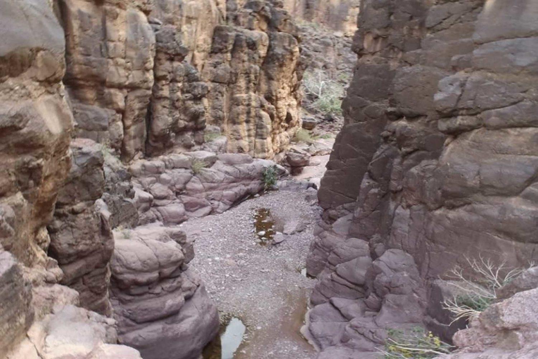 Iktichaf Travel Canyoning Morocco Jebel Saghro