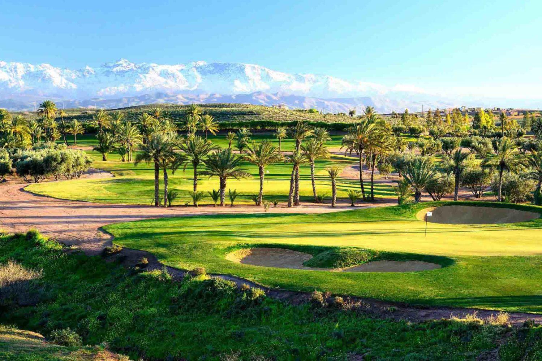 Golf in Morocco Iktichaf Travel