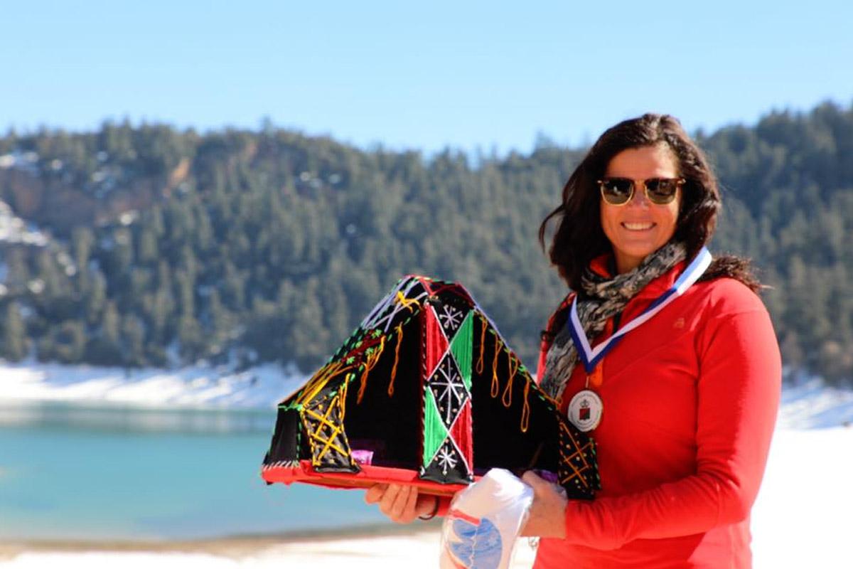 Iktichaf Travel - Ice Swim in Morocco