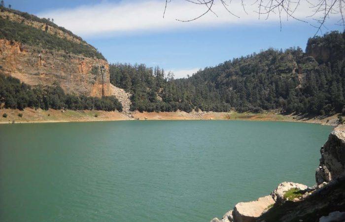 Aguelmam Lake Morocco Iktichaf Travel