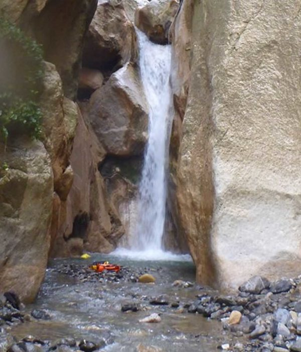 Iktichaf Travel Canyoning Morocco Beni Mellal