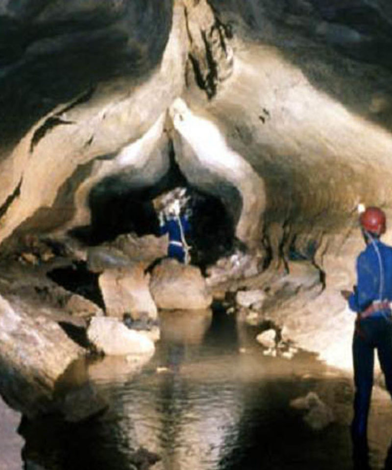 Caving Oued Timdouine Morocco Iktichaf Travel