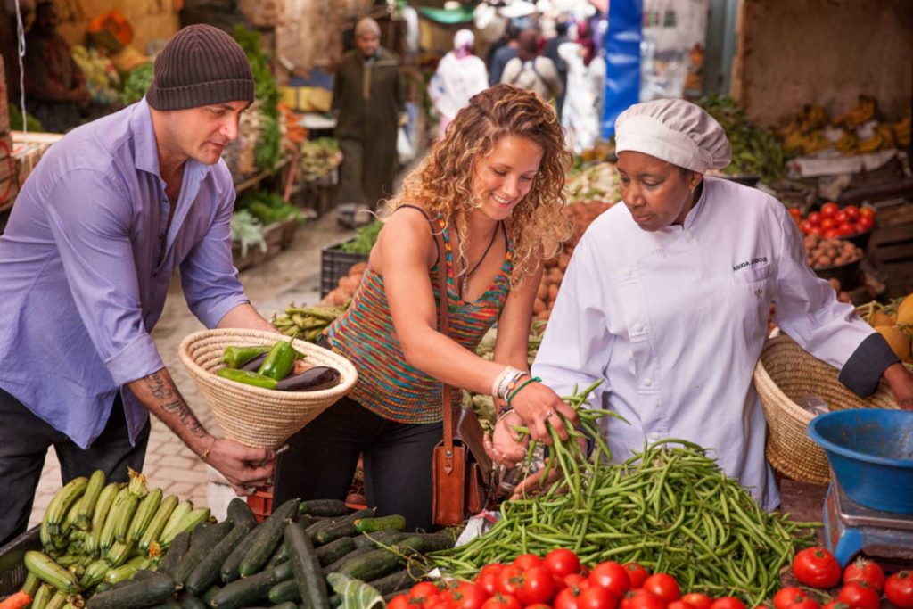 Cooking Tour Morocco Iktichaf Travel