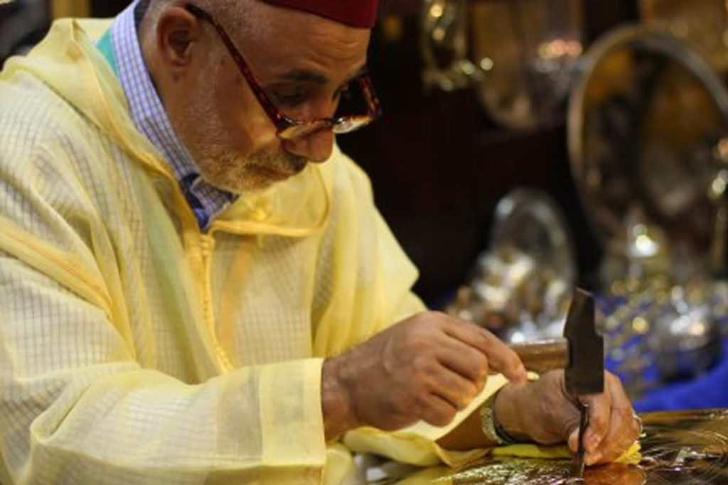 Craft tour Morocco Iktichaf Travel