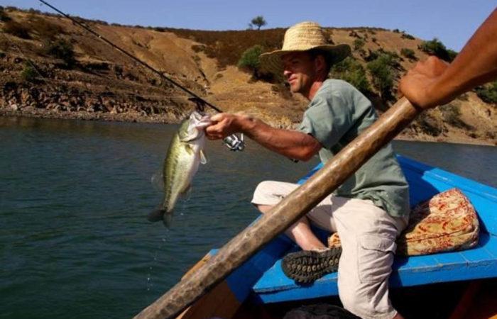 FIshing Great Lakes Morocco Iktichaf Travel