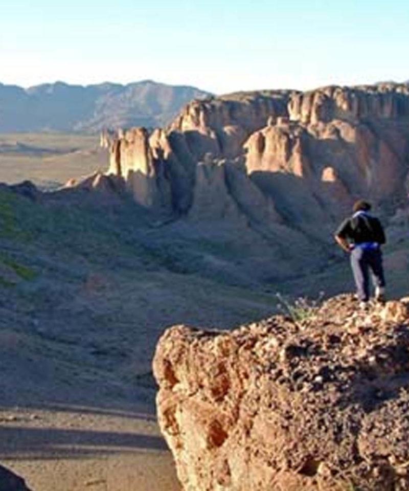 Hiking Jebel Saghro Morocco Iktichaf Travel