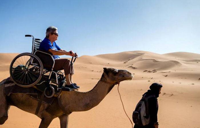 Accessible Desert Morocco Iktichaf Travel