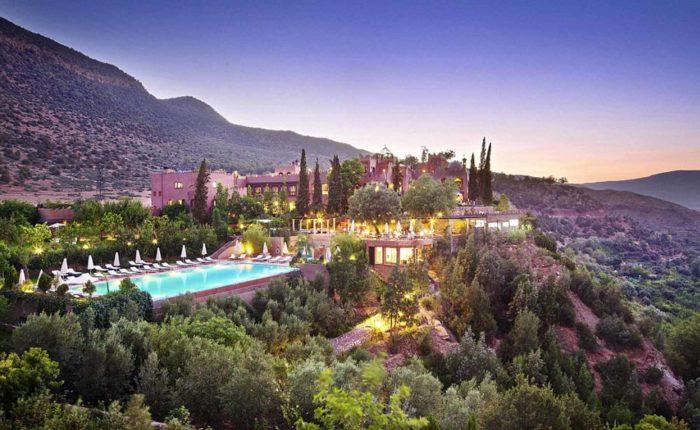 Kasbah Tamadot Atlas Morocco Iktichaf Travel