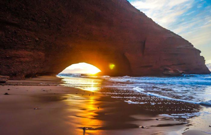 Legzira Mirleft Morocco Iktichaf Travel