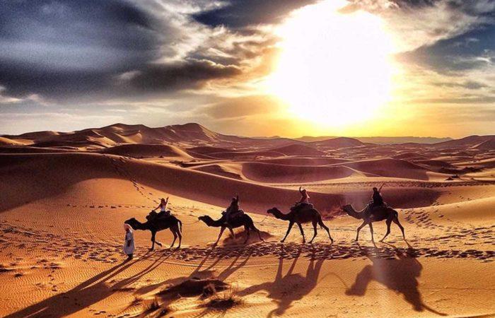 Merzouga Desert Morocco Iktichaf Travel