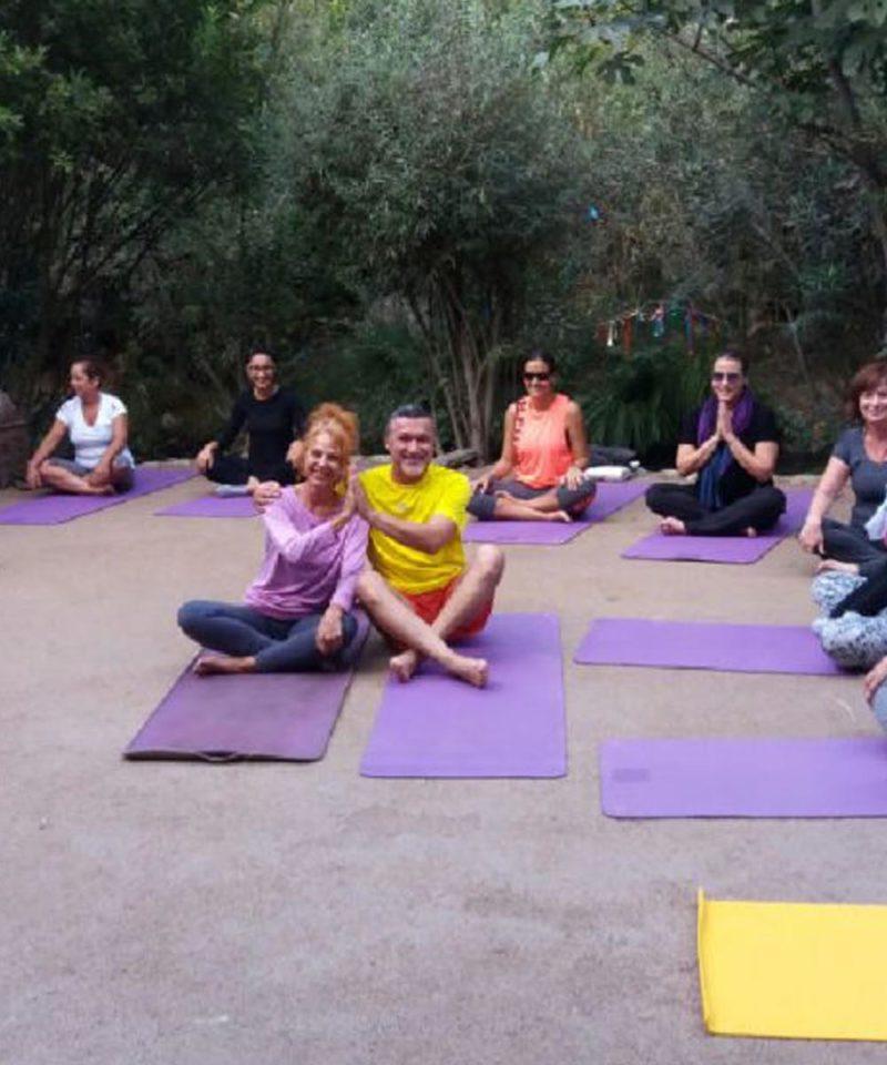 Yoga Akchour Morocco Iktichaf Travel
