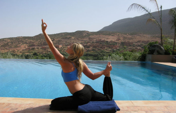 Yoga Atlas Morocco Iktichaf Travel