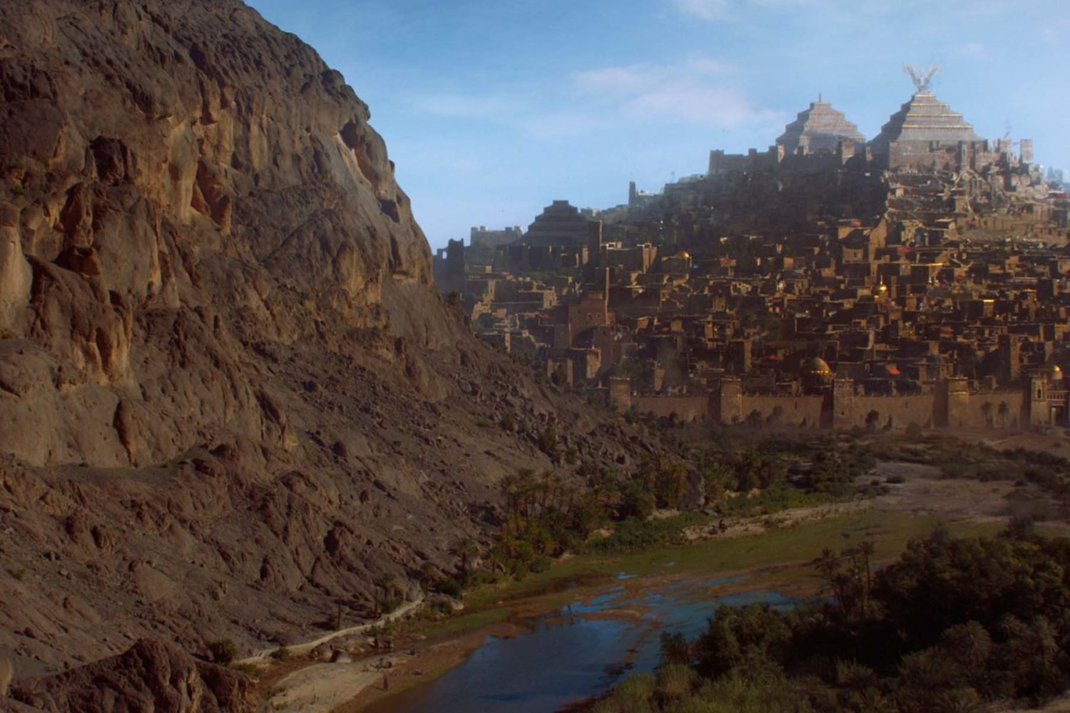 Yunkai Game of thrones Morocco Iktichaf Travel